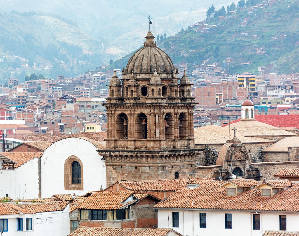 Cuzco Cathedral Sacred Valley Peru South America South American Travel Specialists