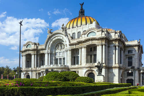 Fine Arts Museum Mexico City Mexico Highlights South America South American Travel Specialists