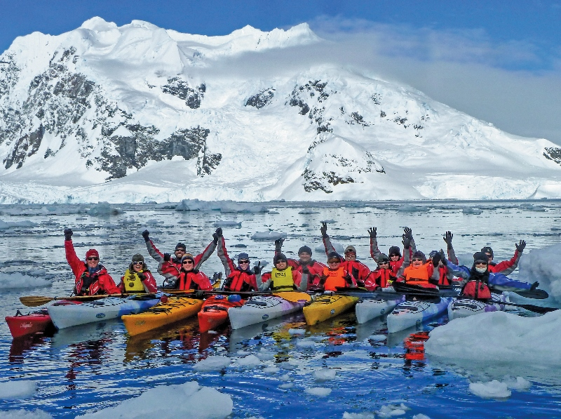 Hebridean Sky Polar Latitude Antarctic Kayaking Antarctic Travel Specialists Antarctica