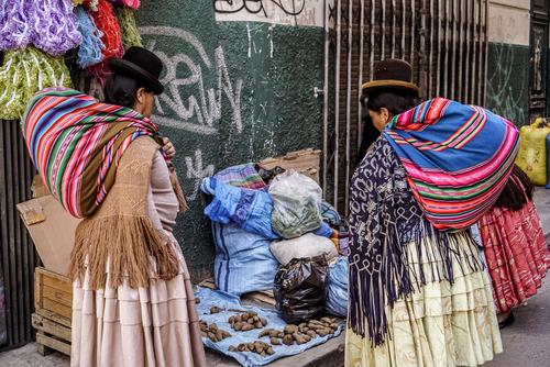La Paz Bolivia South America South American Travel Specialists