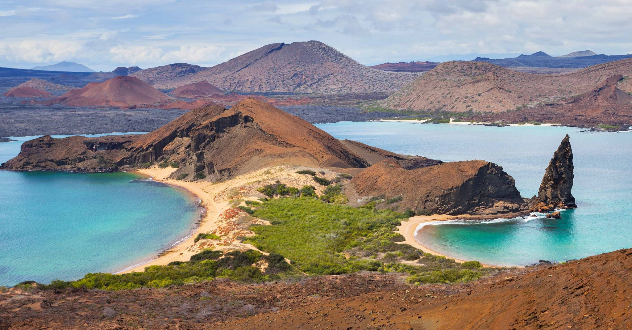 Galapagos Islands Bartholome Island Ecuador Santa Cruz South America South American Travel Specialists
