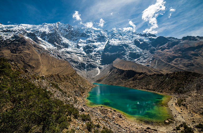Lake Humantay Peru South America South American Travel Specialists