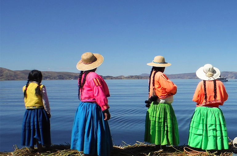 Lake Titicaca Suasi Island South American Travel Specialists South America