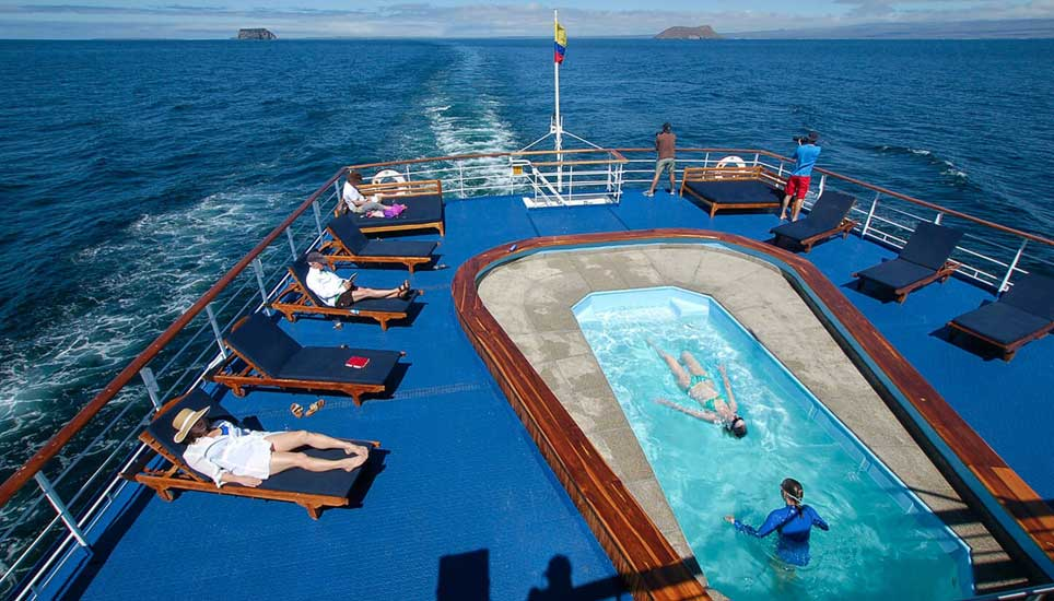 MY Galapagos Legend Luxury Cruise Galapagos Cruises Ecuador South America South American Travel Specialists