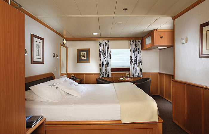 M/Y Isabela II Galapagos Cruise Galapagos Island Luxury Cruise  Ecuador South America South American Travel Specialists