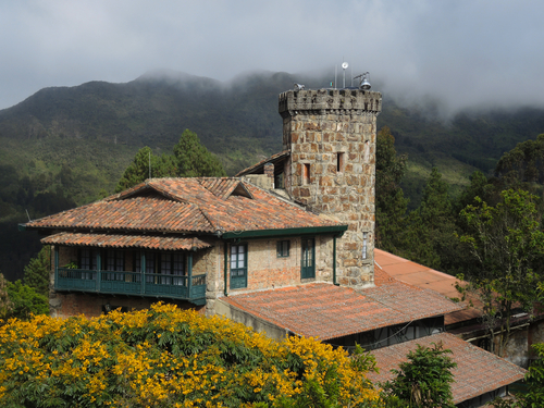 Monserrate Mountain Bogota Colombia South America South American Travel Specialists