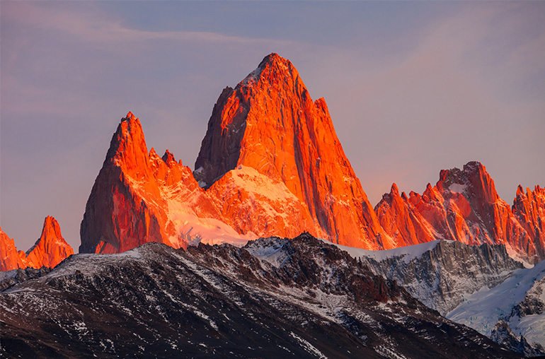 Monte Fitz Roy Argentina El Chalten South America South American Travel Specialists