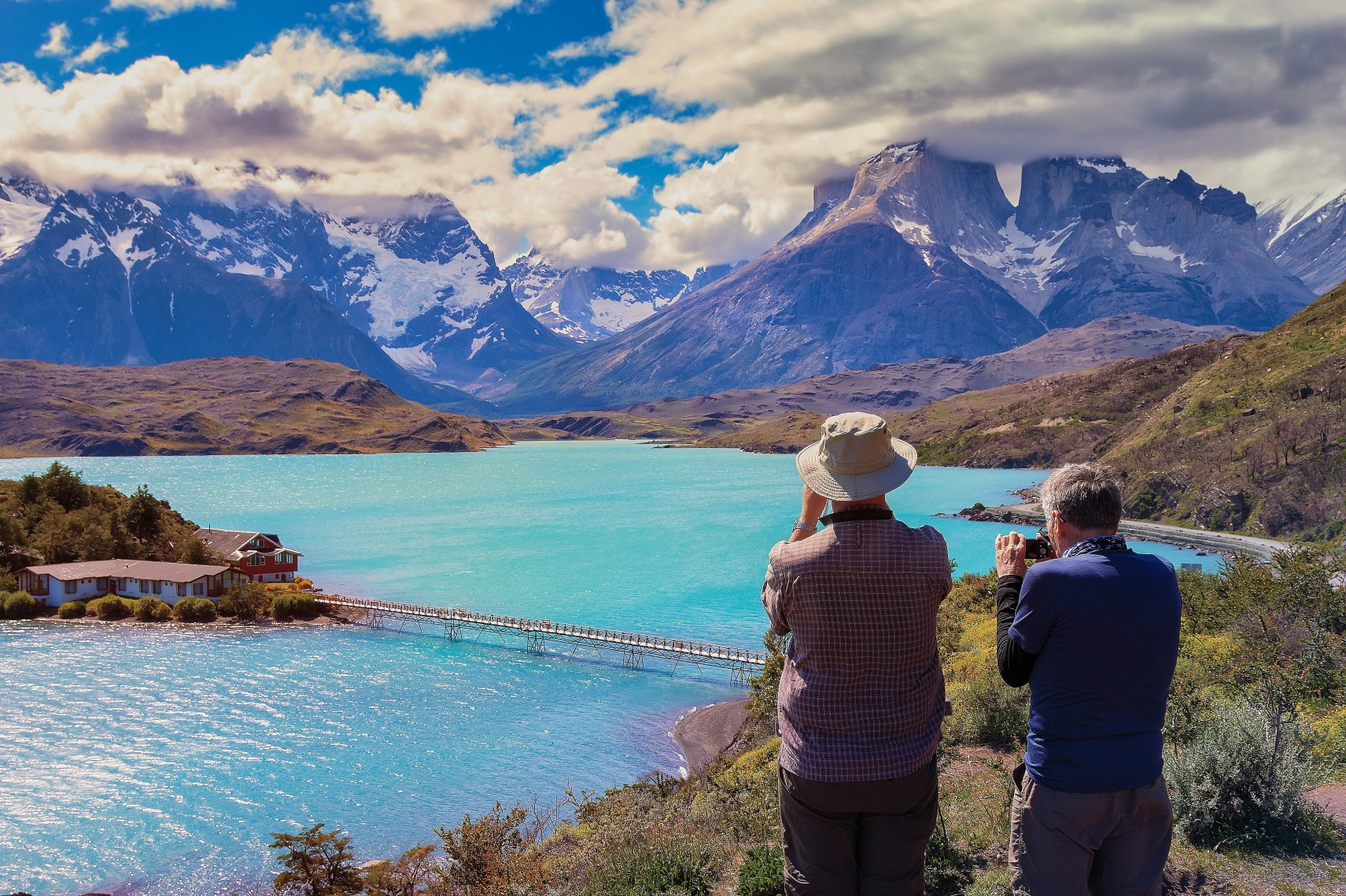 Hotel Las Torres Patagonia Torres del Paine National Park Chile South America South American Travel Specialists