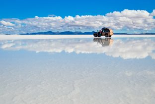Salt Flats of Uyuni