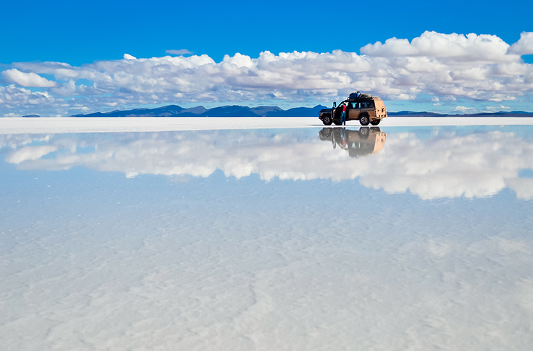 Salt Flats of Uyuni South American Travel Specialists South America