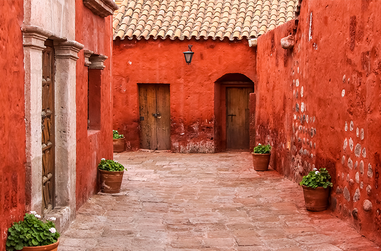 Santa Catalina Monastery Arequipa South American Travel Specialists