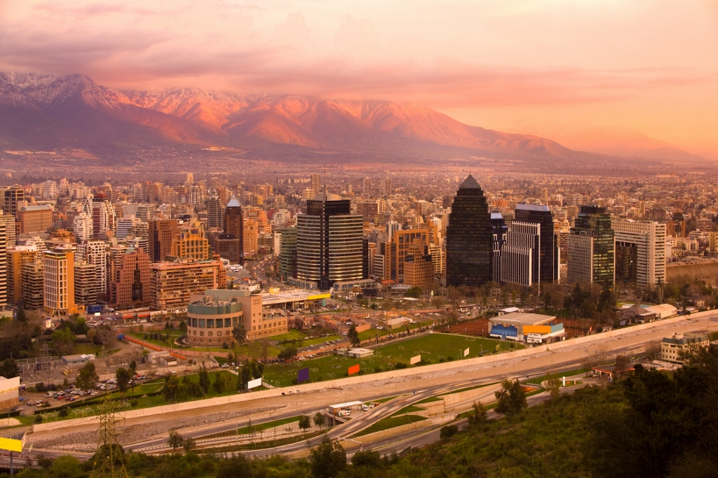 Santiago Chile Santiago Sojourn South America South American Travel Specialists