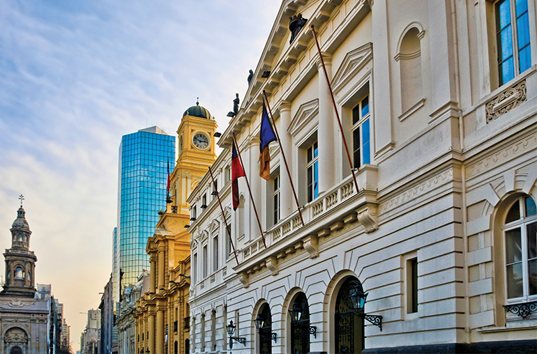 Santiago chile South America South American Travel Specialists