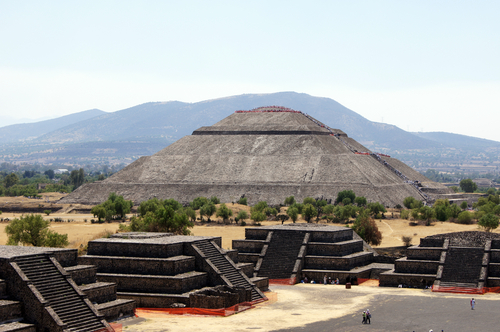 Teotihuacan  Mexico City Mexico Highlights South America South American Travel Specialists