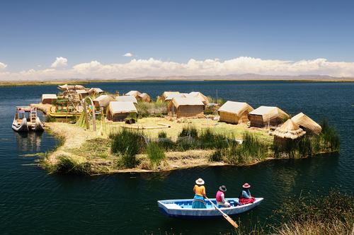 Lake Titicaca Uros Islands Peru South America South American Travel Specialists