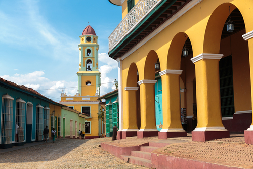 Trinidad Cuba Highlights of Cuba South America South American Travel Specialists