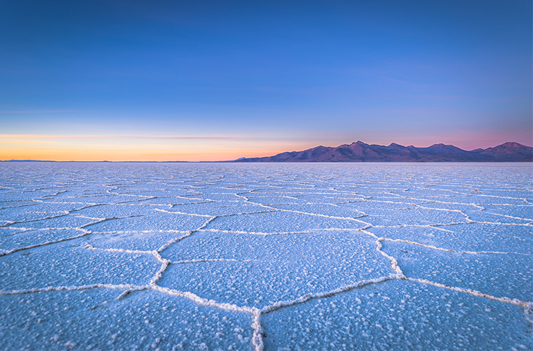 Uyuni salt Flats, Bolivia  South America South American Travel Specialists