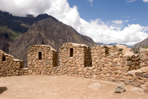 Ollantaytambo Machu Picchu Huayllabamba Camp Inca Trail South American Travel Specialists South America