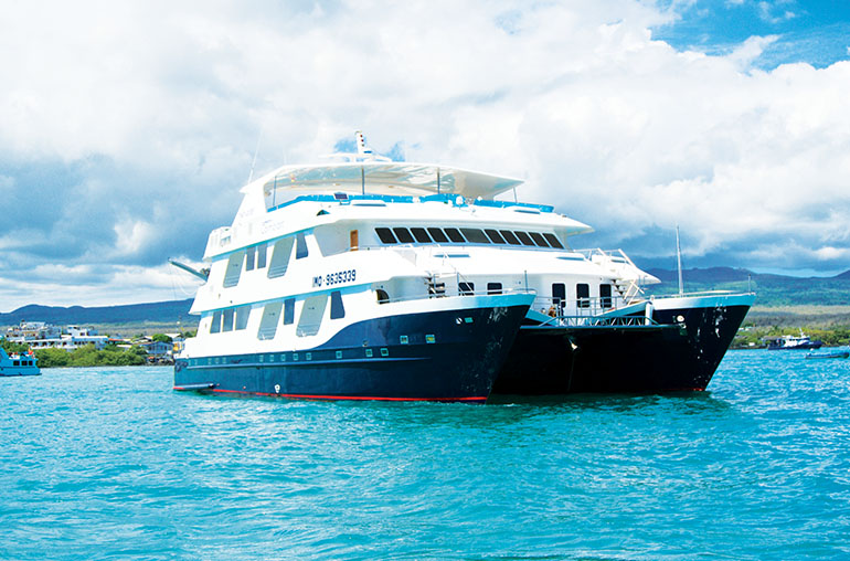 Cormorant Cruise M/C Galapagos Islands South American Travel Specialists