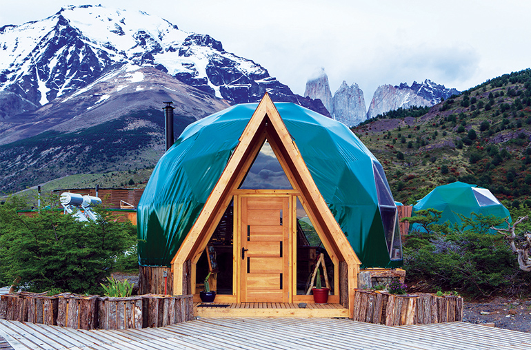 Eco Camp Patagonia Chile Torres del Paine National Park South America Adventure South American Travel Specialists