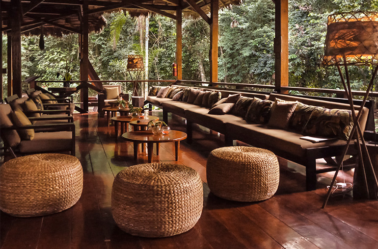 Refugio Amazonas Jungle Lodge Peruvian Amazon Peru South America South American Travel Specialists