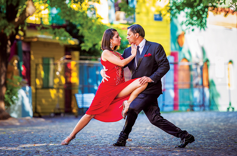 Taste of the Tango Buenos Aires Argentina South America South American Travel Specialists