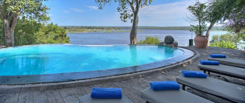 Africa African Travel Specialists Zambia Victoria Falls River Club