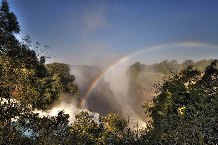 Africa African Travel Specialists Zimbabwe Victoria Falls Ilala Lodge