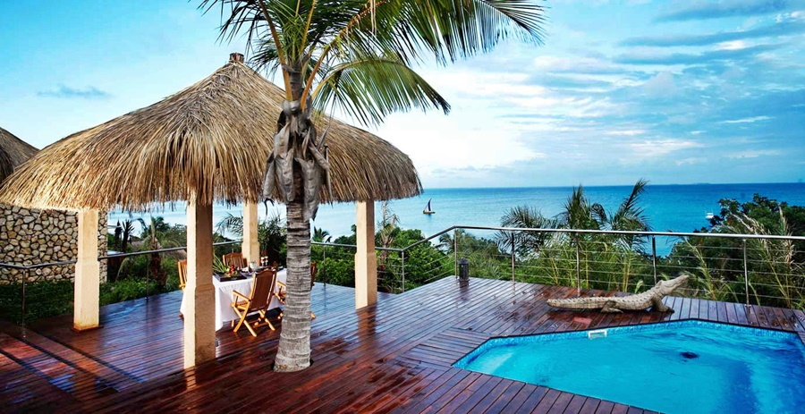 Mozambique Accommodation Anantara Bazaruto Island Resort & Spa  Beach accommodation African Travel Specialists Africa