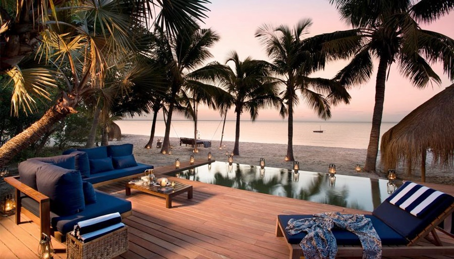 Mozambique Accommodation &Beyond Benguerra Island Lodge  Beach accommodation African Travel Specialists Africa