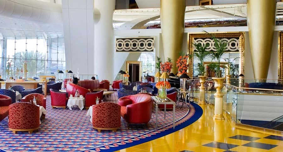Dubai Accommodation Burj Al Arab City Escape African Travel Specialists  Africa