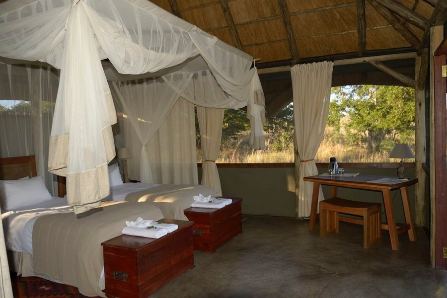 Hwange National Park Accommodation Camp Hwange Wildlife & Safari  African Travel Specialists  Africa