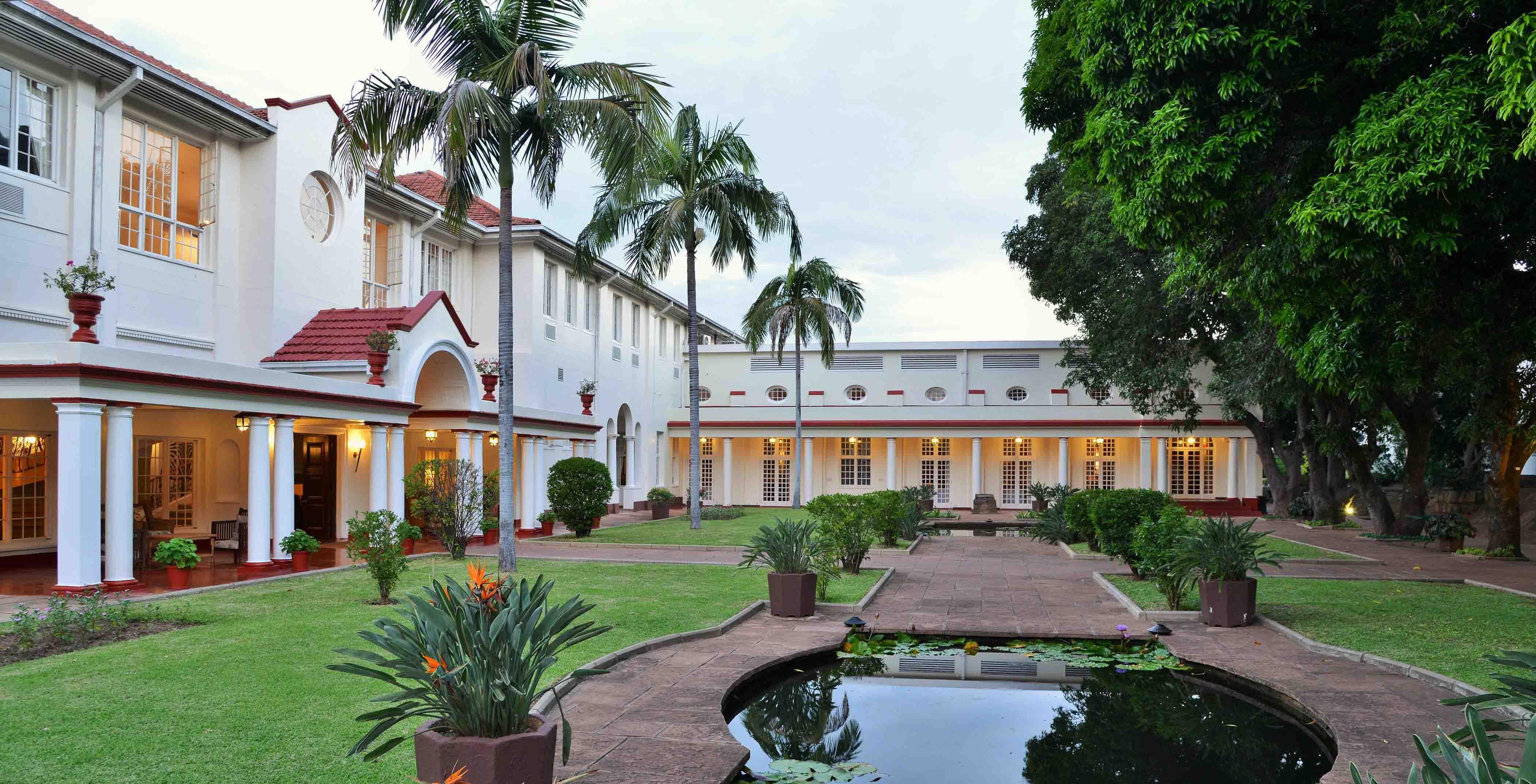 Africa African Travel Specialists Zimbabwe Victoria Falls Victoria Falls Hotel