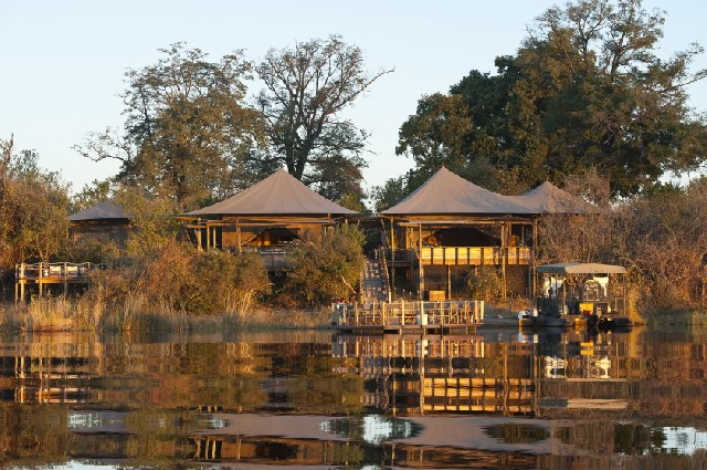 Experience a Botswana Luxury Fly-in Safari, with The African Travel Specialists, while staying at Duma Tau, in Linyanti.
