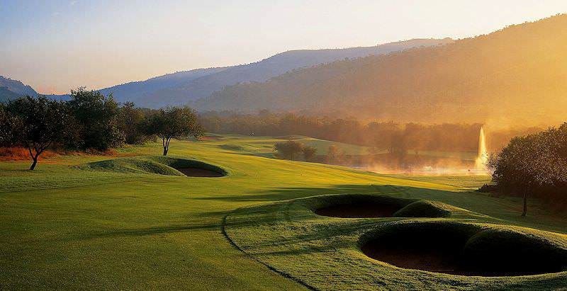 Golf Safari Gary Player Country Club South Africa African Travel Specialists Specialist holidays Africa