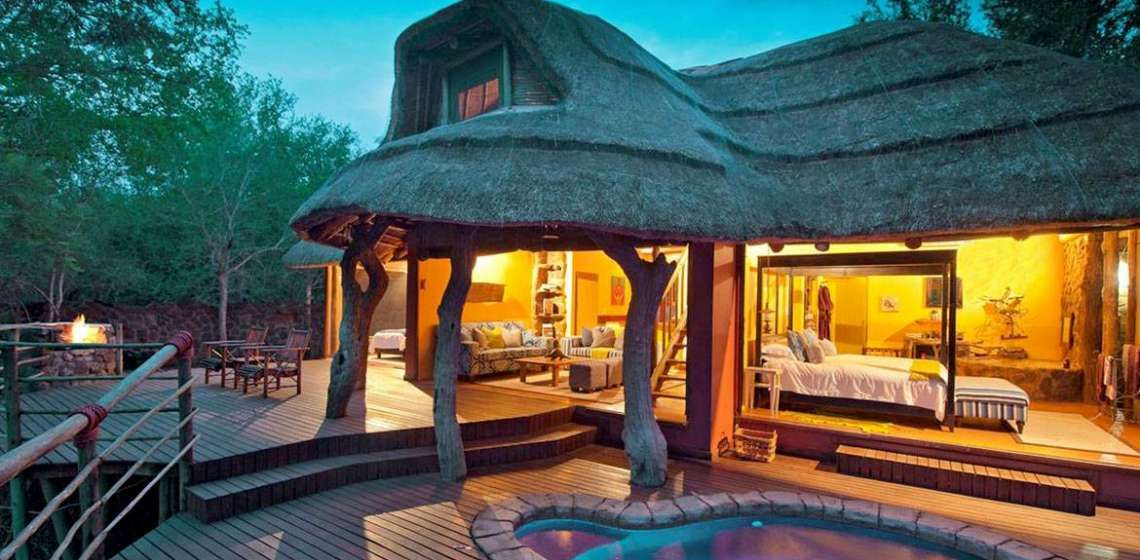 Jaci's Safari Lodge Madikwe Game Reserve South Africa Africa African Travel Spec