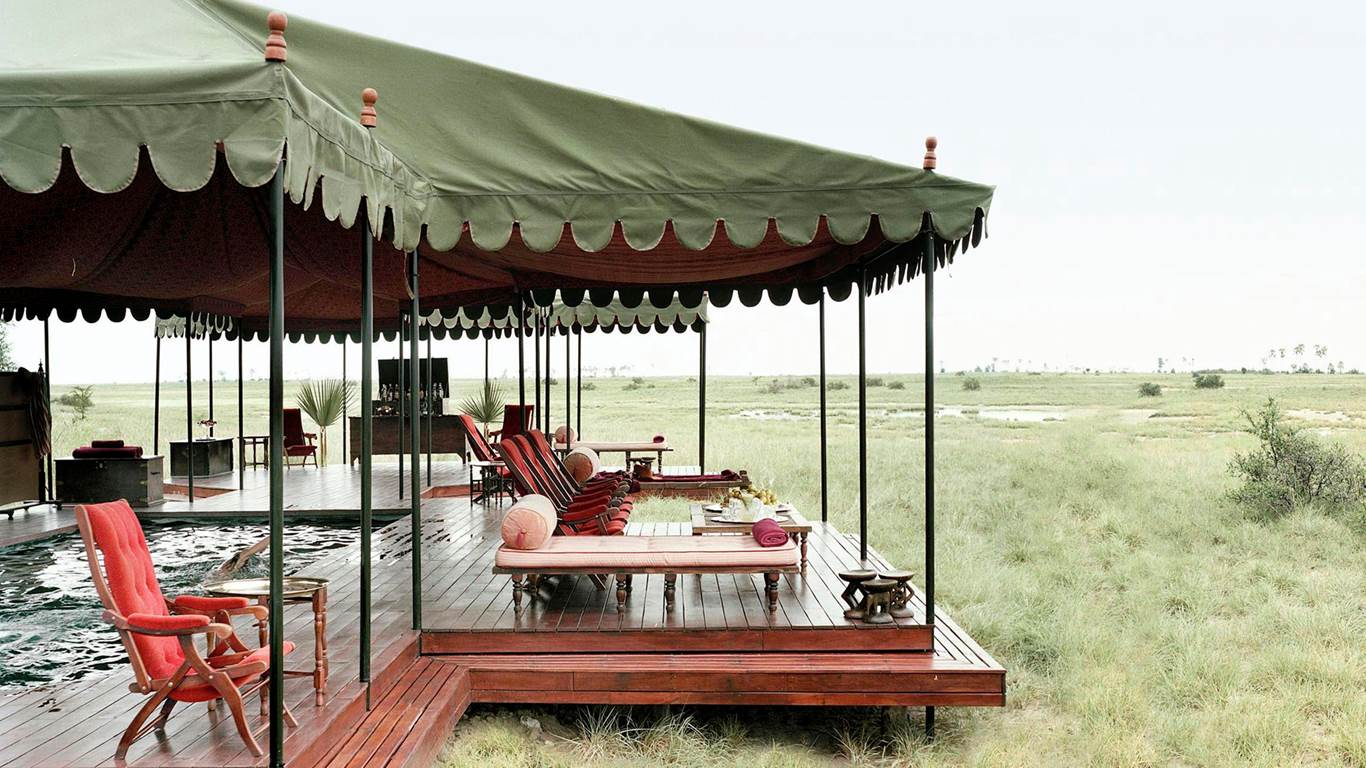 Africa African Travel Specialists Botswana Botswana Fly-in Safari Jack's Camp