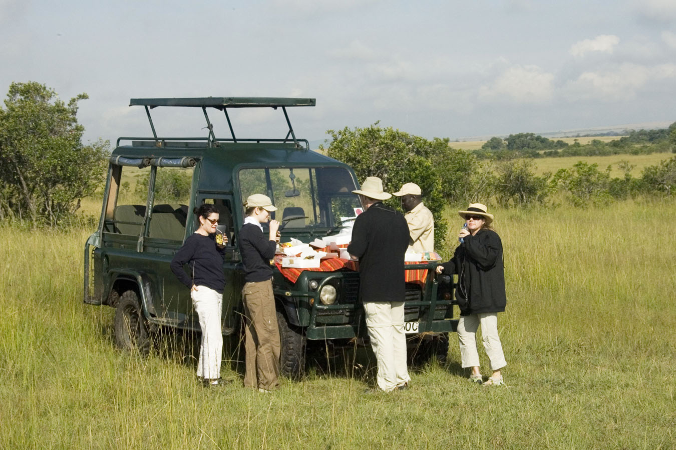 Kenya Fly-In Safaris Mara Intrepids Masai Mara African Travel Specialists Africa
