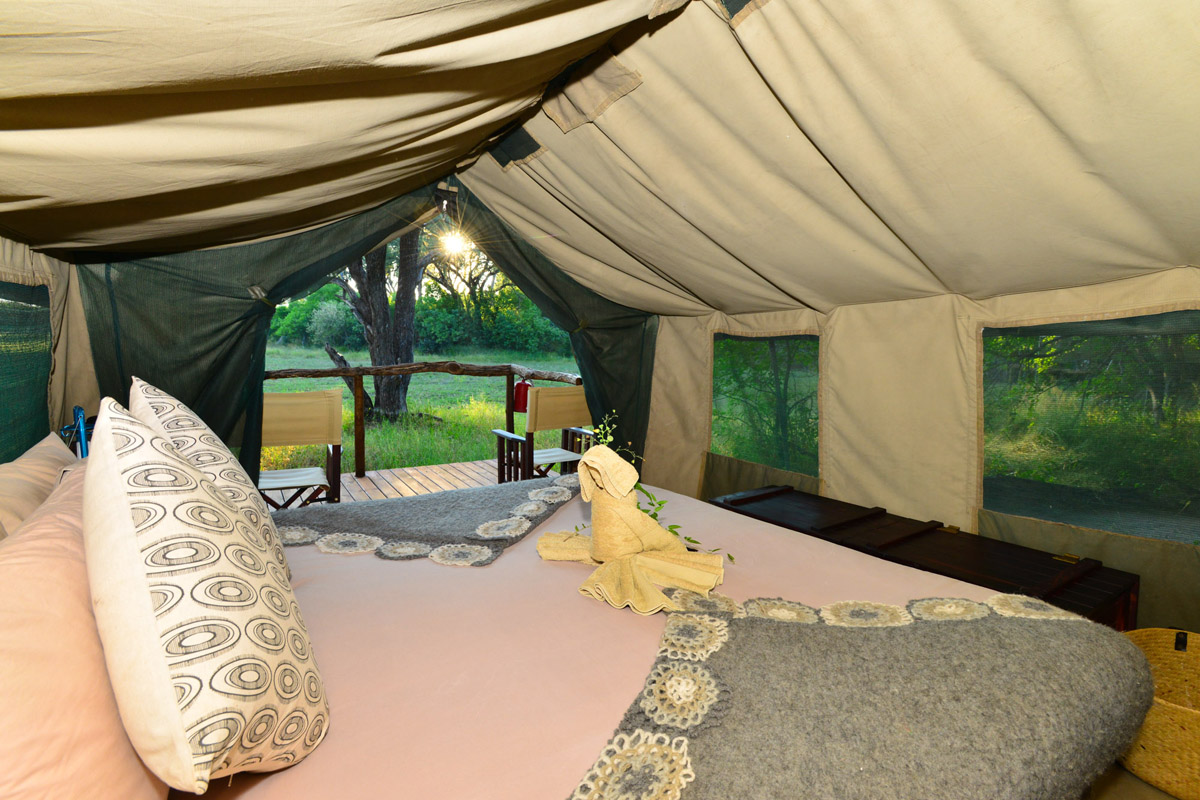 Khwai Tented Camp Highlights of Botswana Chobe National Park African Travel Specialists Africa