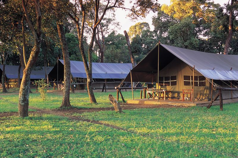 Little Governors Camp Kenya Fly-In Safari Luxury Tent Accommodation Masai Mara Kenya Africa African Travel Specialists