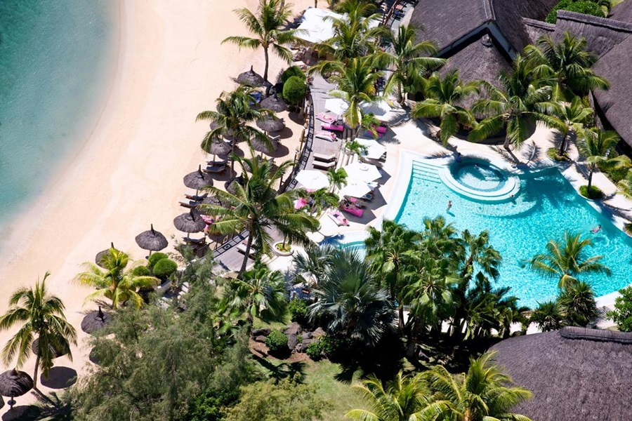 Mauritius Accommodation Lux Grand Gaube Beach Escape African Travel Specialists  Africa