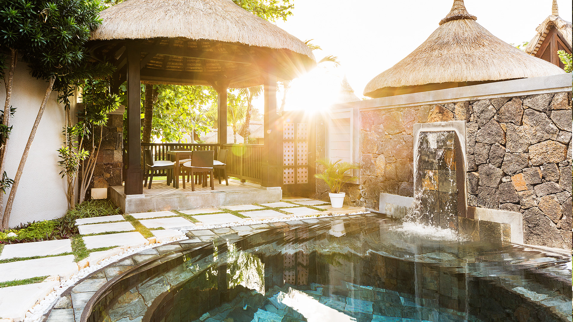 Africa Mauritius African Travel Specialists Mauritius Accommodation  Lux Belle Mare