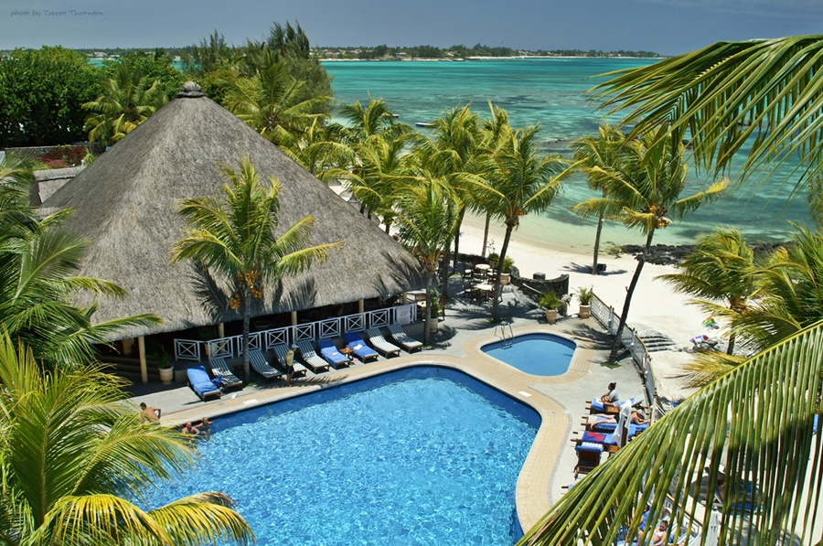 Mauritius Accommodation Merville Beach  Beach accommodation African Travel Specialists Africa
