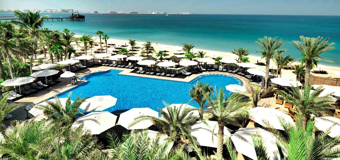 Dubai Accommodation Mina A'Salaam City Escape African Travel Specialists  Africa