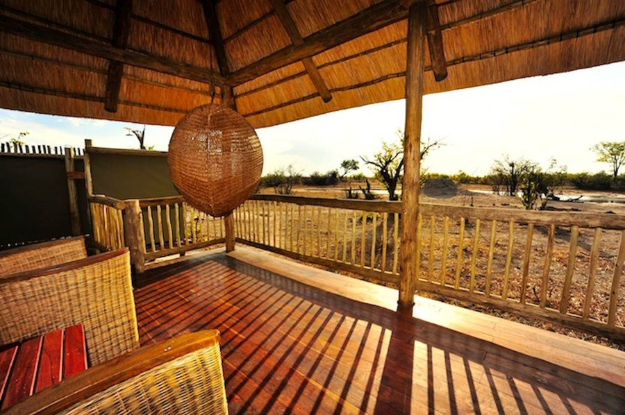 Hwange National Park Accommodation Nehimba Lodge Wildlife & Safari  African Travel Specialists  Africa