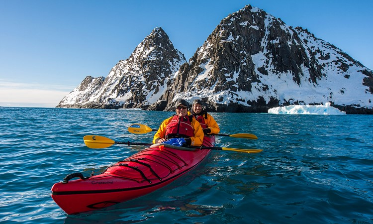 Ocean Nova excursions Antarctic Kayaking Antarctic Cruise Luxury cruising Antarctica Fly Cruise Antarctica Antarctic Travel Specialists