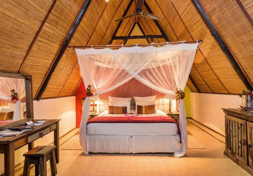 Mozambique Accommodation Pestana Bazaruto Lodge  Beach accommodation African Travel Specialists Africa