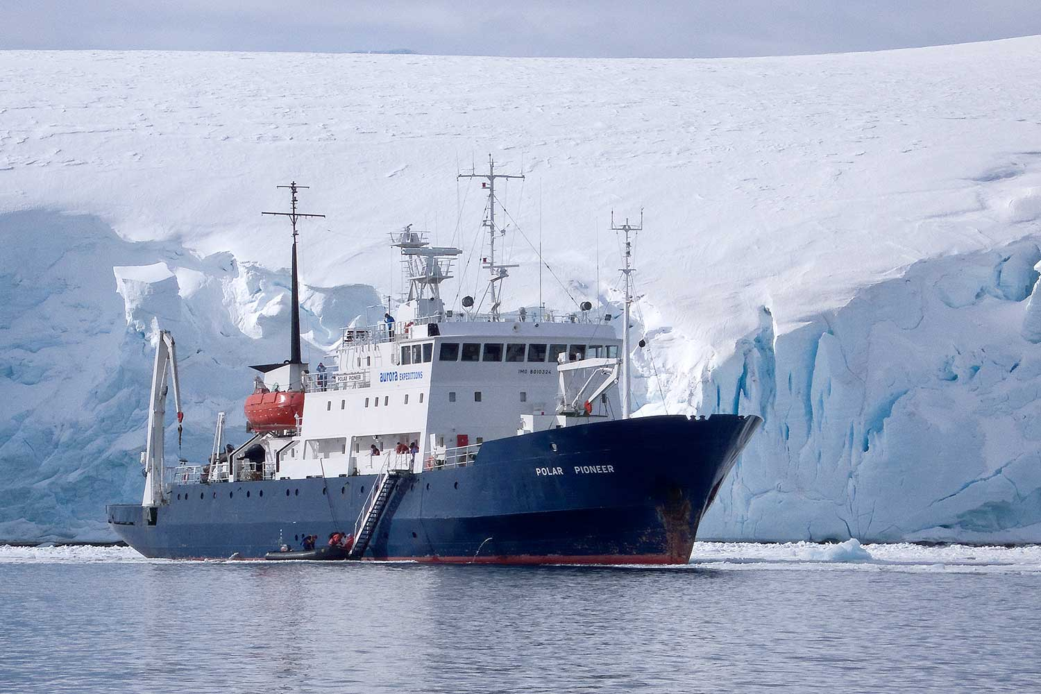 Polar Pioneer Antarctic Cruise Adventure Antarctica Aurora Expeditions Antarctica Antarctic Travel Specialists