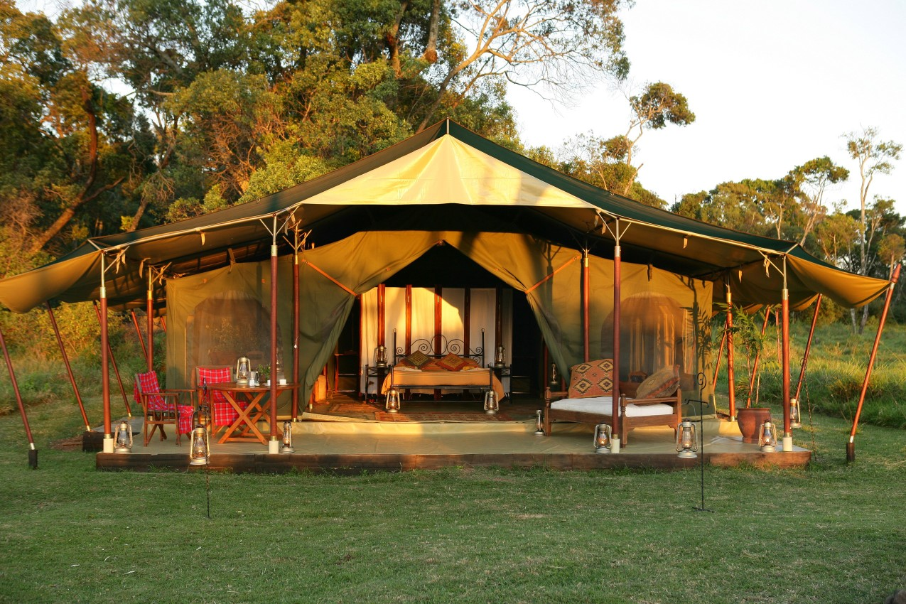 Elephant Pepper camp Kenya Fly-In Safari Masai Mara Kenya Africa African Travel Specialists