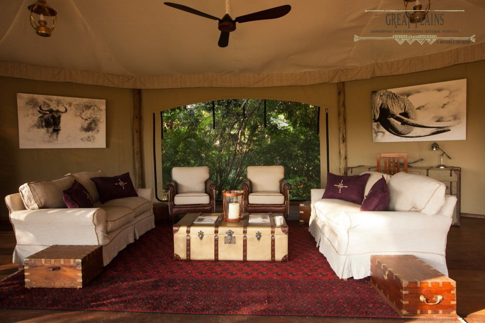 Mara Plains Camp Kenya Fly-In Safari Masai Mara Kenya Africa  African Travel Specialists